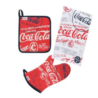 Classic Coke Kitchen Collection