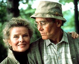 """You know, Norman, you really are the sweetest man in the world, but I'm the only one who knows it."" ~ Ethel, On Golden Pond. Both won academy awards for their roles in this movie"