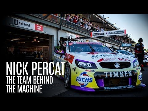 Nick Percat - The Team Behind The Machine [Ep 2] - YouTube