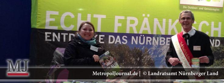 (NBG-Land) Nürnberger Land Toursimus auf dem Reisemarkt in Leipzig - http://metropoljournal.de/?p=8846