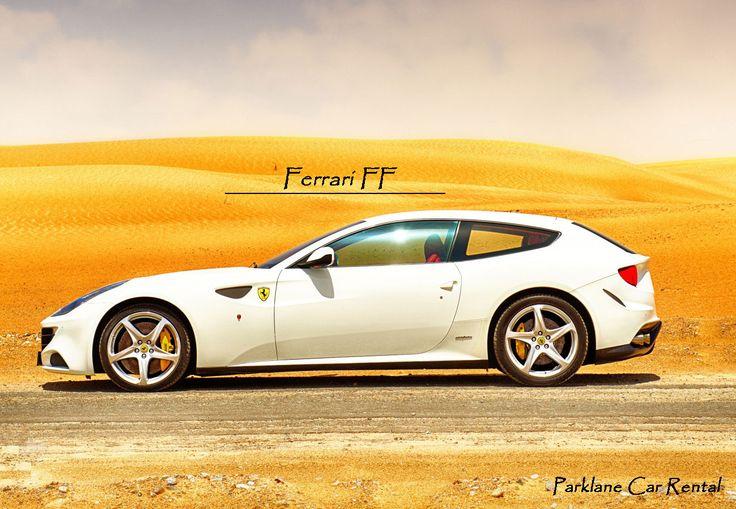 #FerrariFF Reaches 0-60 in Just 3.4 Secs  Rent #Ferrari #FF from #ParklaneCarRental  Visit www.parklanecarrental.com