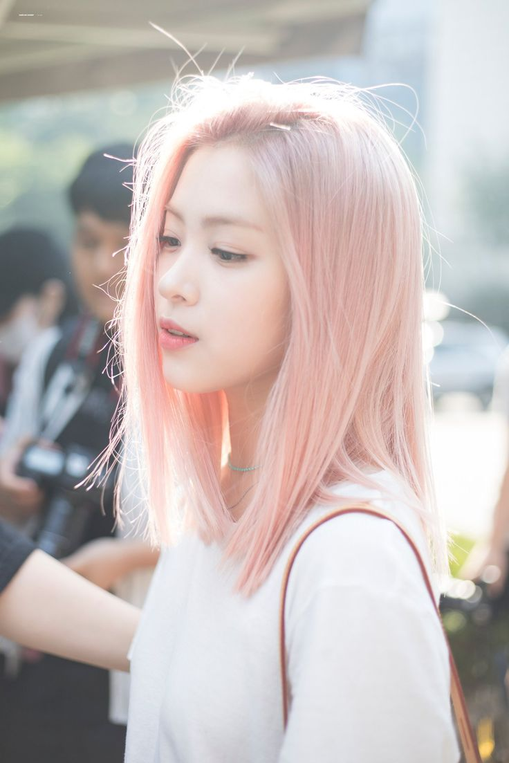 Make Me Wonder On Twitter Hairstyle Hair Pink Hair