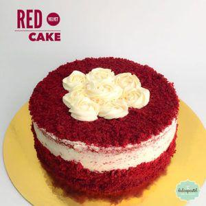 Exquisita Red Velvet en Medellín por Dulcepastel.com - Delicious Red Velvet Cake in Medellín by Dulcepastel.com ❤️❤️❤️ #tortasmedellin #tortaspersonalizadas #tortastematicas #cupcakes #cupcakesmedellin #tortasdecoradas #cupcakes #tortasfrias #tortasfondant #tortasartisticas #tortasporencargo #reposteria #medellin #envigado #colombia #antioquia #tortasenvigado #reposteriamedellin #reposteriaenvigado #redvelvet #redvelvetcake #tortaredvelvet #frostingdequeso #cheesecream