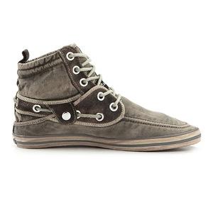 Schuh Skip 3 in 1 Graubraun