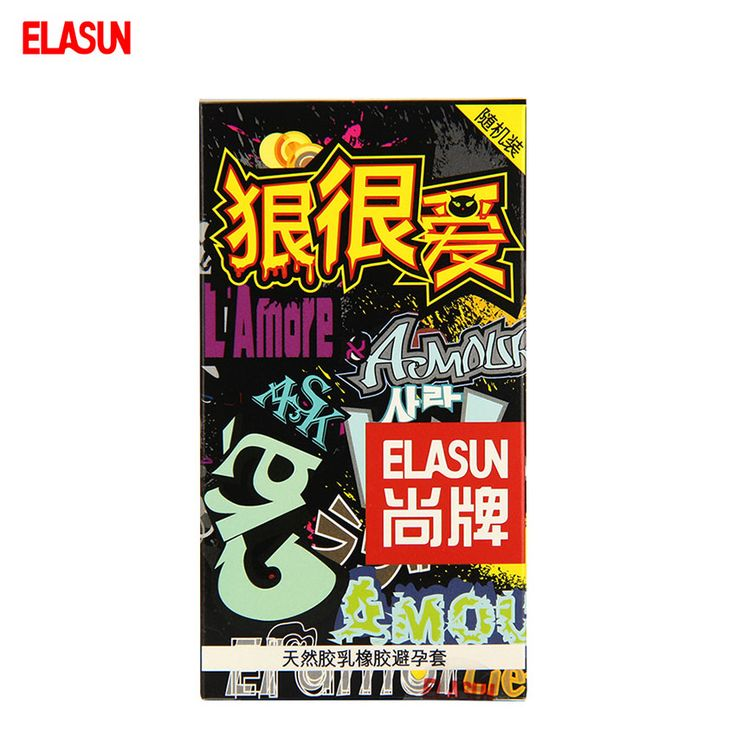 ELASUN 10 pcs Fiercely Love Condoms Random Packet Natural Colorless Transparent Latex Rubber Condom -  http://mixre.com/elasun-10-pcs-fiercely-love-condoms-random-packet-natural-colorless-transparent-latex-rubber-condom/  #Condoms