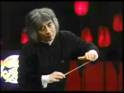 Seiji Ozawa - SAITO-KINEN Chaconne - YouTube