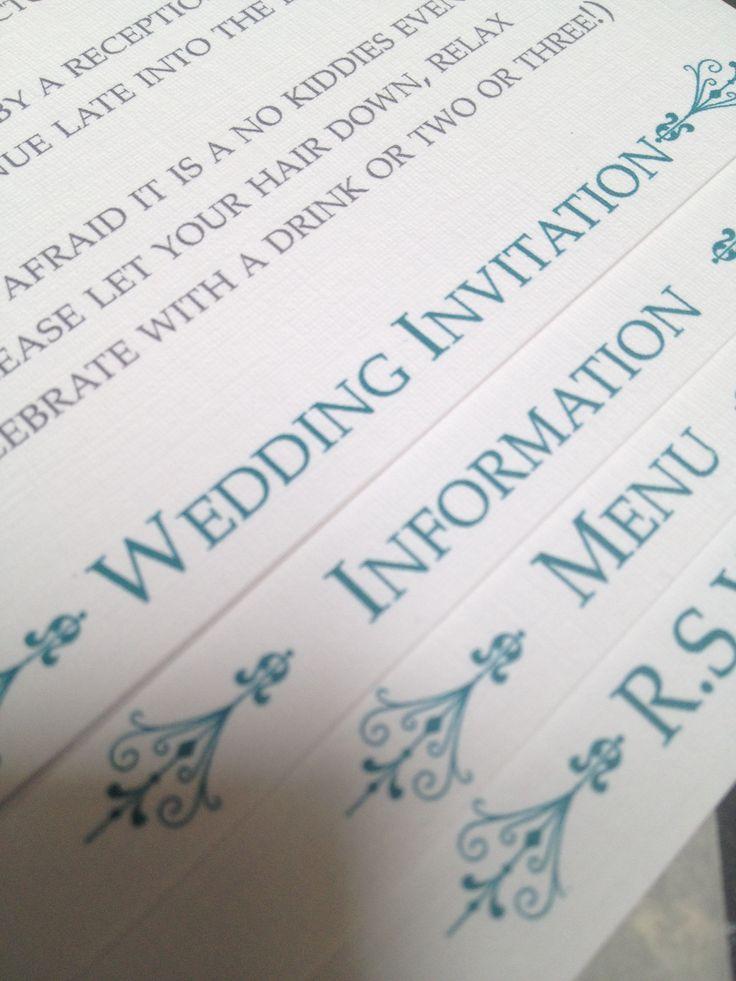 14 best Luxury wedding invitations handmade by Perfect Day Weddings ...