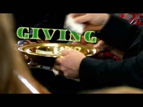 """http://www.thetruthabout.net/video/Giving """"The Truth About... Giving"""" covers the purpose and responsibility of giving our offering to God. How can the church, as a whole, benefit from the offerings freely given by Christians? We live in a world of religious confusion. Worship has become more about the individual than about God. But in the midst of the confusion, the Bible remains clear."""
