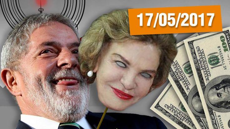 A Culpa é da Marisa, Rombo no BNDES, Alta do Dólar