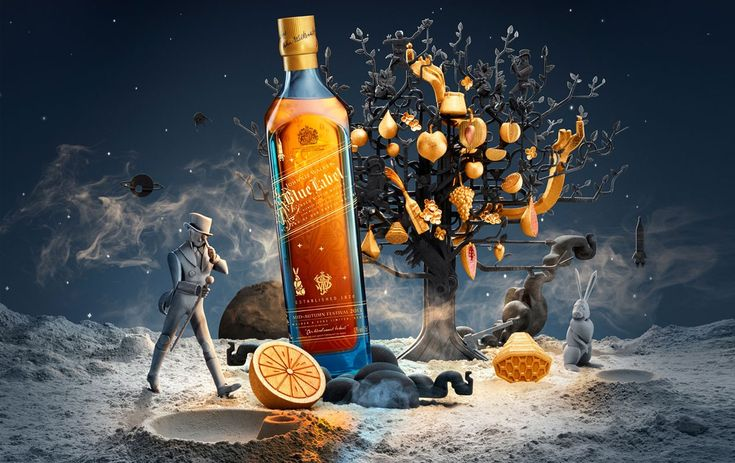 Johnnie Walker Mid-autumn Festival Campaign 2013 by Shotopop #whisky #jetudielacom