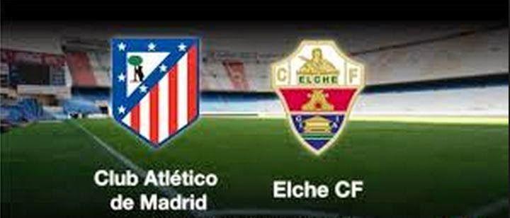 YourBetsAcademy: Atlético Madrid - Elche