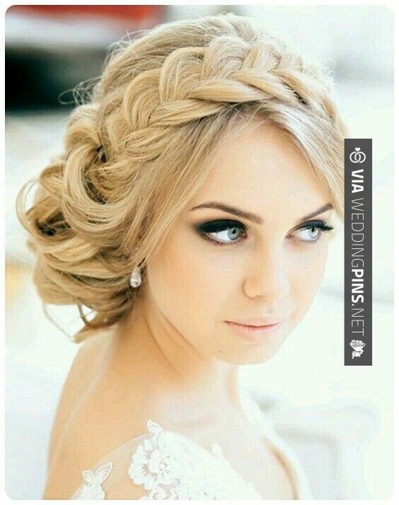 Bridal Hairstyles I 2017 Dailymotion : Best images about wedding hairstyles on