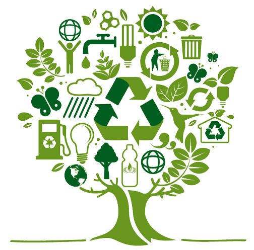 #Recycle, #upcycle, #reuse, #conserve & think about the affect you have on your environment before acting!