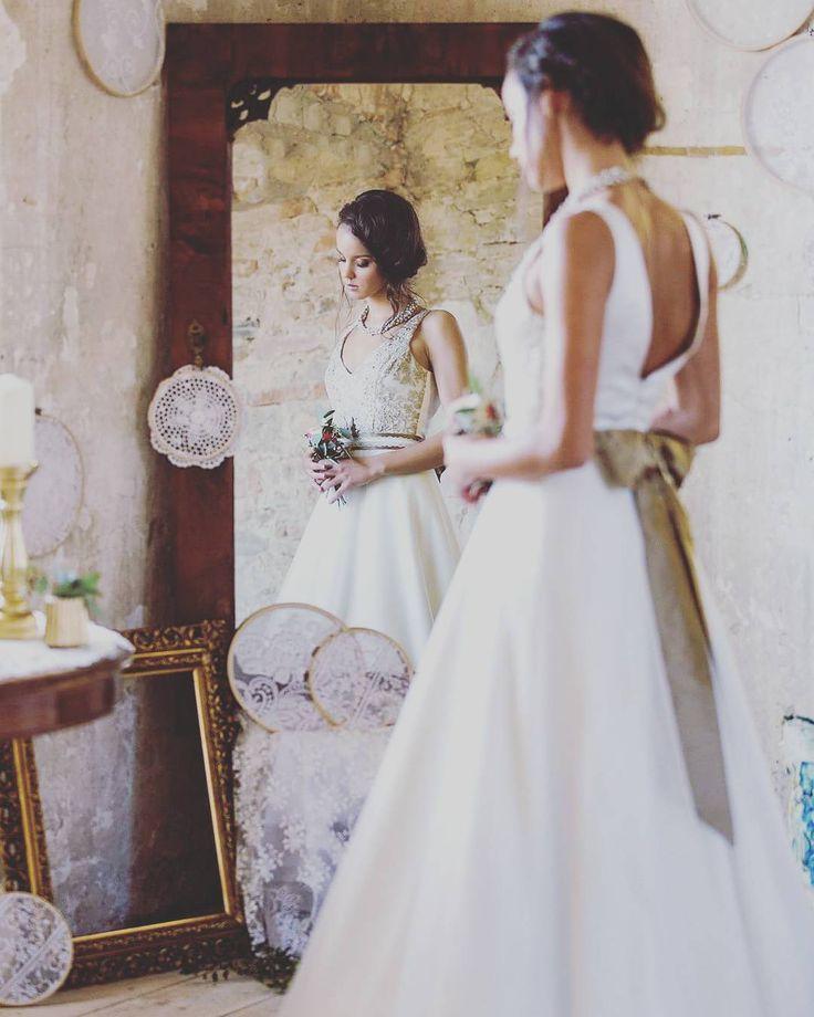 39 best Vintage Brautkleid images on Pinterest | Vintage wedding ...
