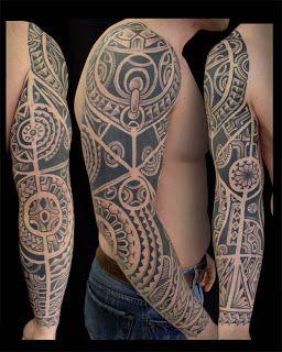tatouage polynesien-polynesian tattoo: Marquisien-Marquesan tattoo