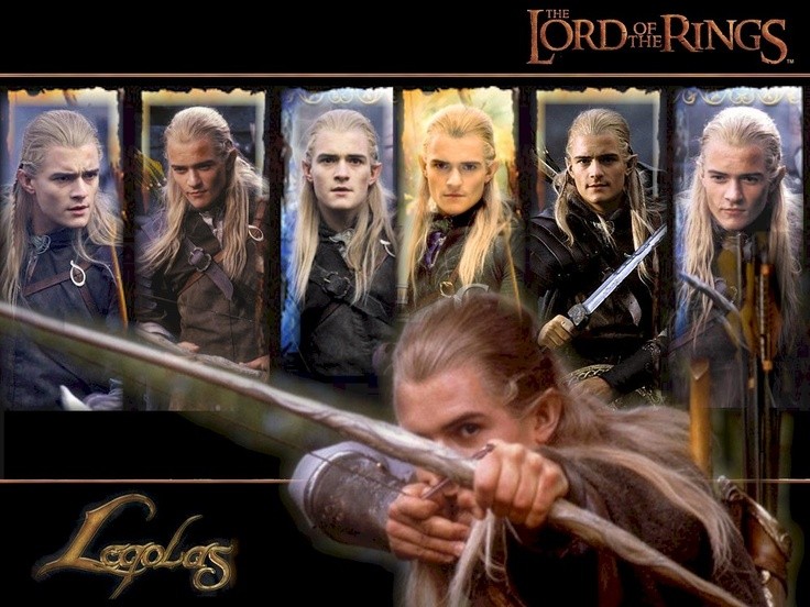 Legolas: a collection of ideas to try about Other | I pray ...