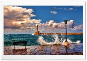 Beautiful Lighthouse HD Wide Wallpaper for Widescreen