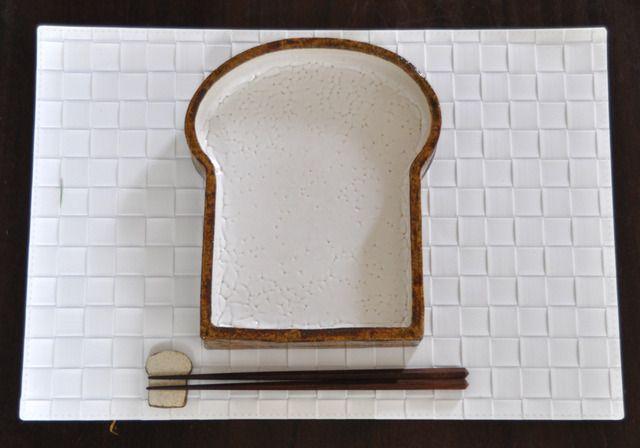 食パンの深皿