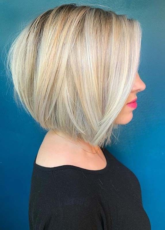 Outstanding Modern Blonde Bob Haircut Styles To Show Off In Year 2019 Blonde Schematic Wiring Diagrams Amerangerunnerswayorg