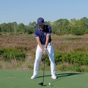 Rickie Fowler Swing Sequence GIF