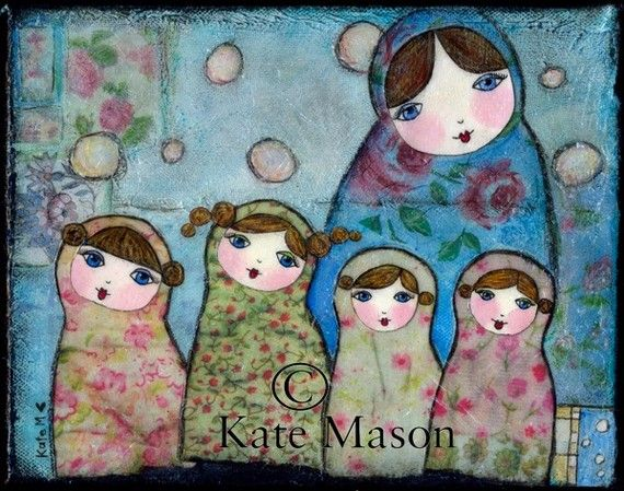 Love Kate Mason's work. (All Rights Reserved).