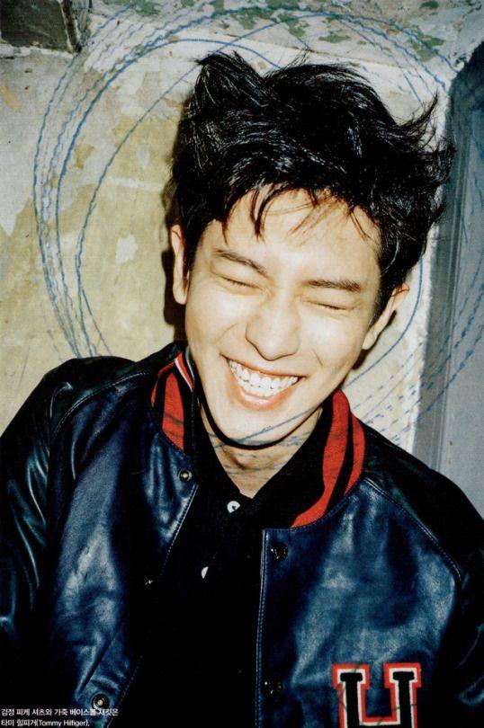 é o sorriso mais lino da asia todinha bicho