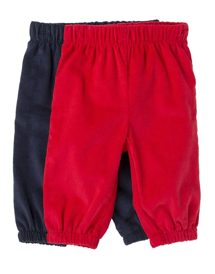 Corduroy Pants 2-pack