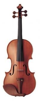 VIOLIN 4/4 YVN200S created from the study and analysis of violins crafted by the master, Stradivari. It produces a brilliant, noble tone that is highly responsive to the player's expression and it is exceptionally sensitive to the slightest changes in bowing... and to own it is just a dream!!