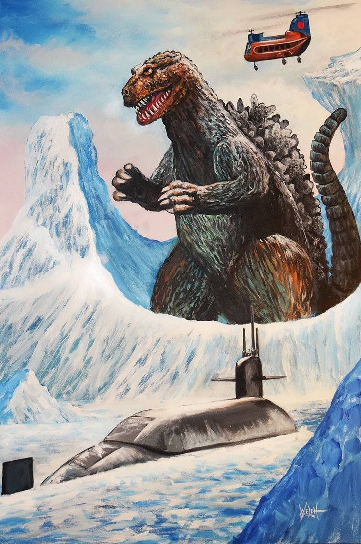 44 best king kong and godzilla images on pinterest