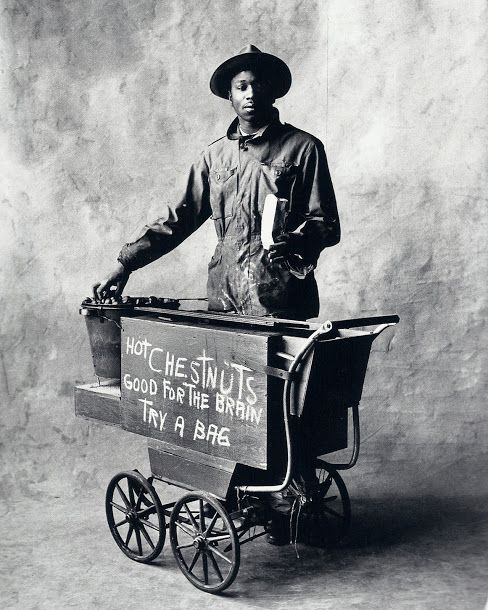IRVING PENN photography 'Small Trades' 1950 (please follow minkshmink on pinterest)