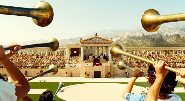 Gladiatrix : Aclamar al emperador romano en los juegos