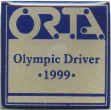 View Item: SYDNEY 2000 OLYMPIC GAMES AUSTRALIA-ORTA OLYMPIC DRIVER 1999-NUMBERED