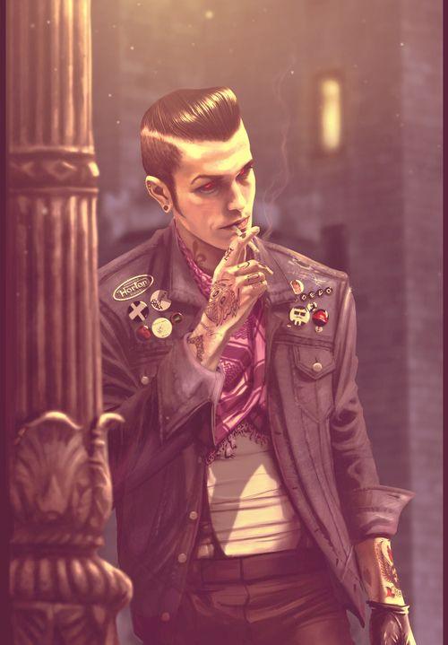 greaser gambit, that's hot.... yep