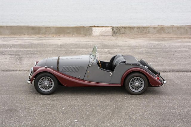 <b>1960 Morgan Plus 4 Roadster</b><br />Chassis no. 82433