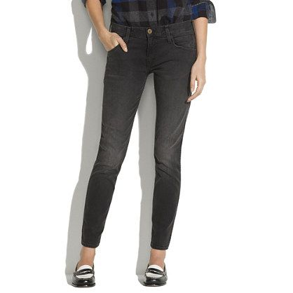 SkarGorn™ Thorn Slim Slouch Jeans - and the loafers