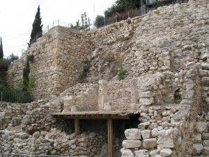 recent discoveries on king david | King David's Palace