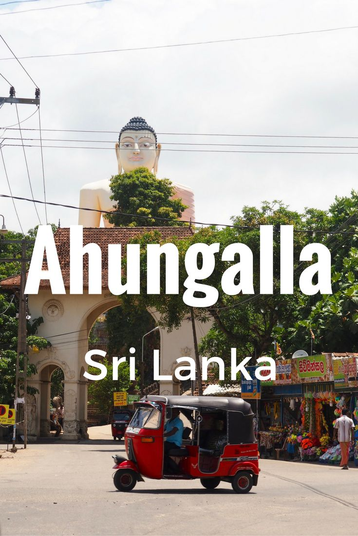 Things to see and do in Ahungalla, Sri Lanka. Hurry, before everyone finds out about this place!