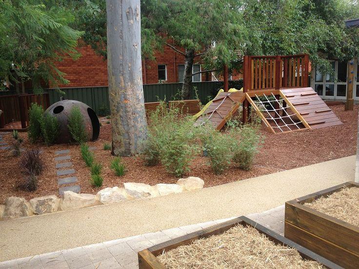 Emmerick St., Kinder | Tessa Rose - Playspace and Landscape design