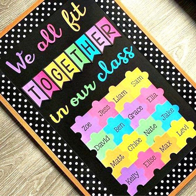 15 Back to School Bulletin Board-Ideen, die Sie lieben werden!