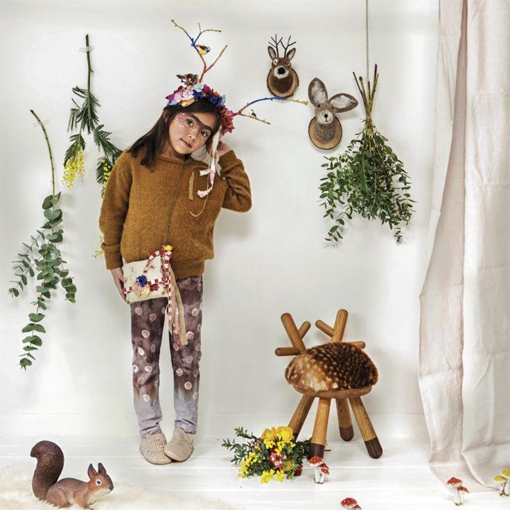 un déguisement de Bambi