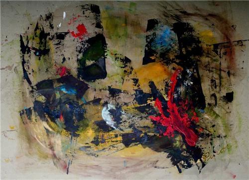 """Niş Art Gallery  """"..."""" - Pınar Selimoğlu"""