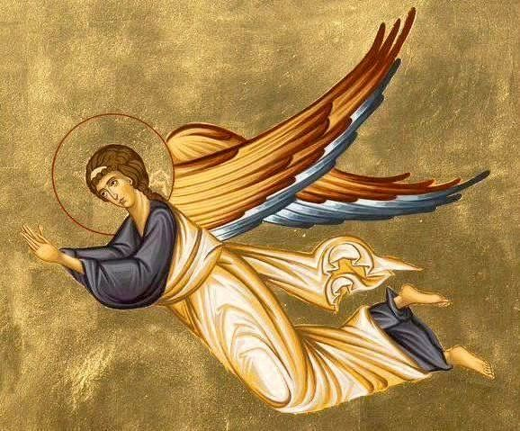 Angel Mural icon