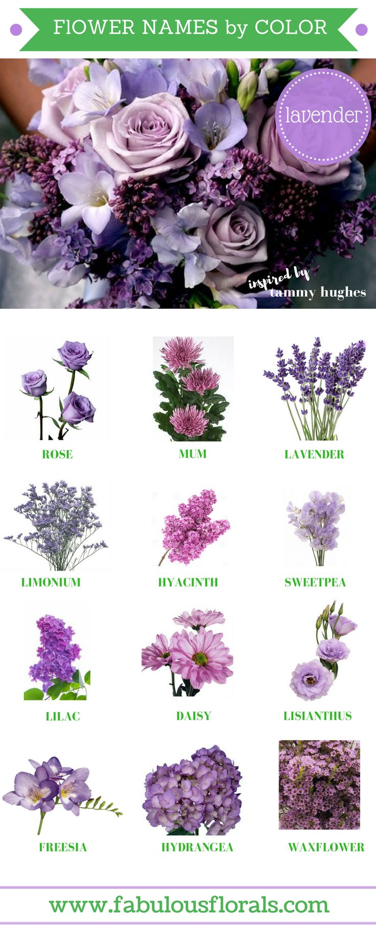 Purples How To DIY Wedding Flowers! 2018 Wedding Flower Trends. www.howtodiyweddingflowers.com Easy DIY Tutorials and How to Tips & Tricks! #diywedding #diyflowers #howtomakeabouquet www.howtodiyweddingflowers.com