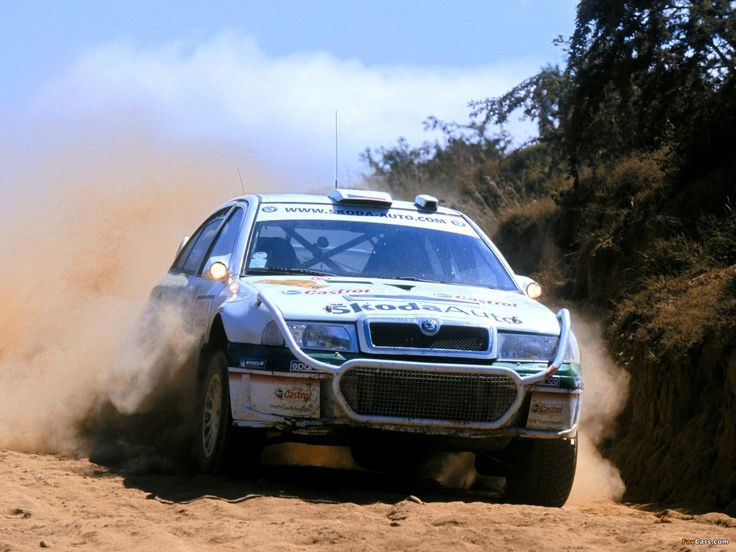 Images of Škoda Octavia WRC (1U) 1999–2003