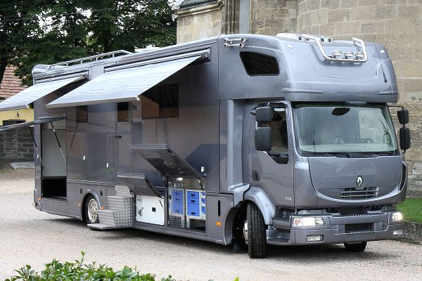 Mercedes Actros 2544 Motorhome Rvs And Motor Homes Of