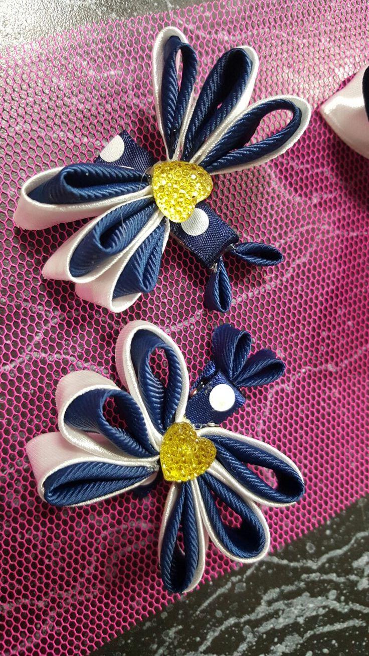 Butterfly petal hair ribbon..  Shaz