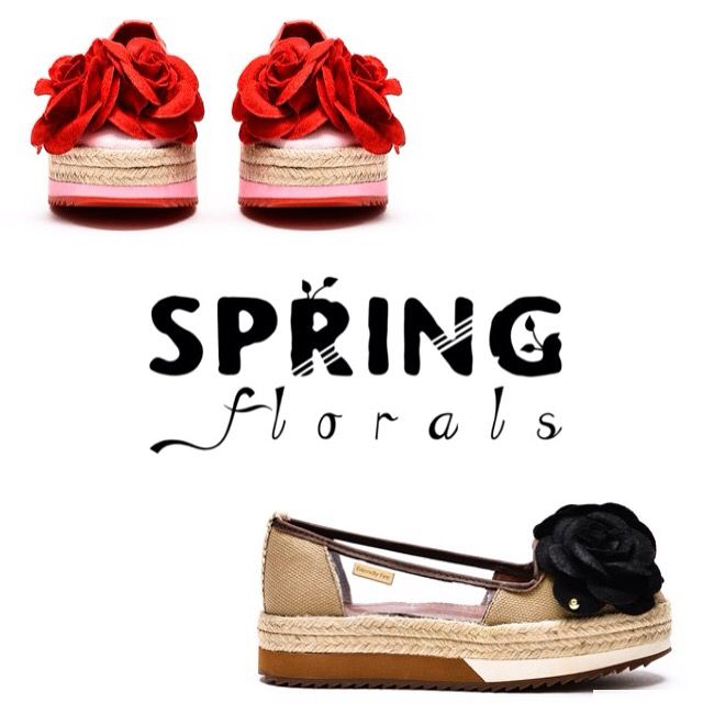 Friendly Fire! Spring florals  Find them at glammy.pt, instagram and facebook ☺️