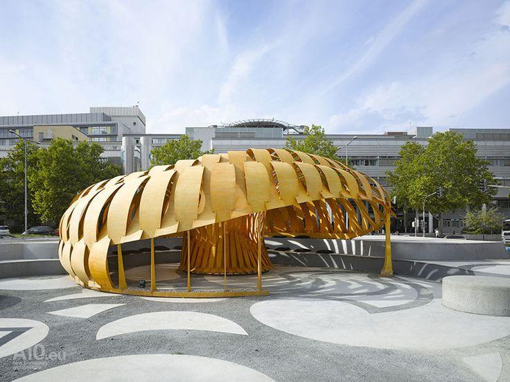 Research Pavilion in Stuttgart