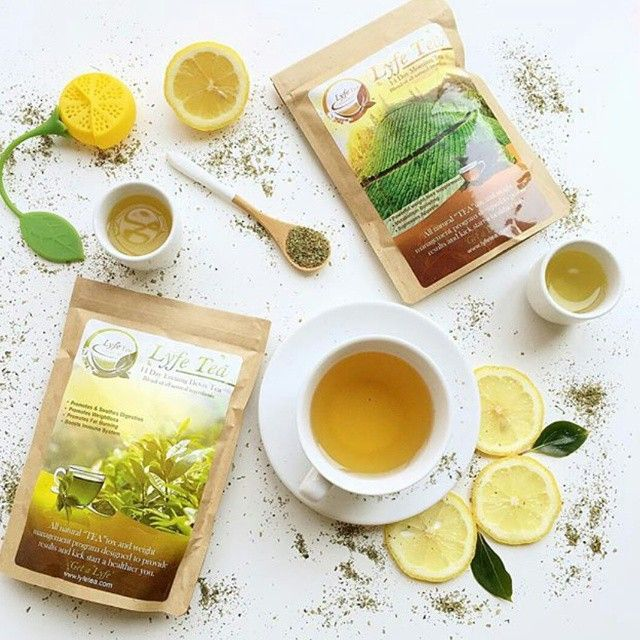 """Lyfe Tea review  After about drinking the tea for one week, I've lost 3 pounds! That is with eating healthy and not working out. I recommend working out while drinking the tea, you will probably have even better results. I love this tea, so easy to make. I will definitely will be purchasing again."" Mykela H. (Website Review)  Photo Credit @jodianne_  #lyfetea#detox#teatox#healthy #love"