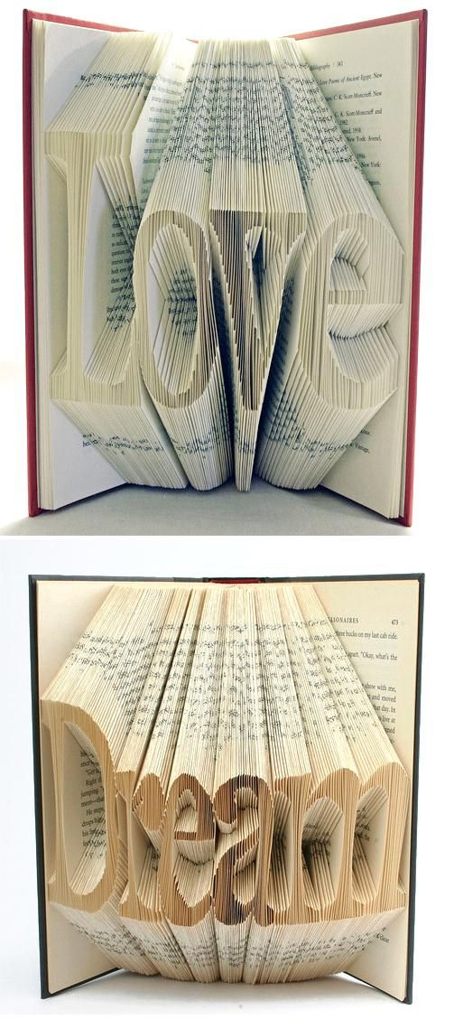 We can't resist to share this beautifully sculptured book of art . We are amazed by Issac Salazar  who transformed books into eye-popping li...